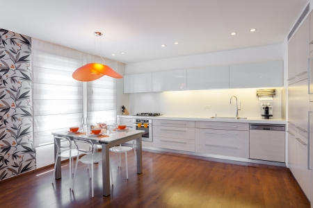 home decorating: Luxury Kitchen Design