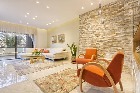 modern living: Luxury Modern Living Room
