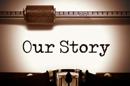 narrate: Our Story Typewriter