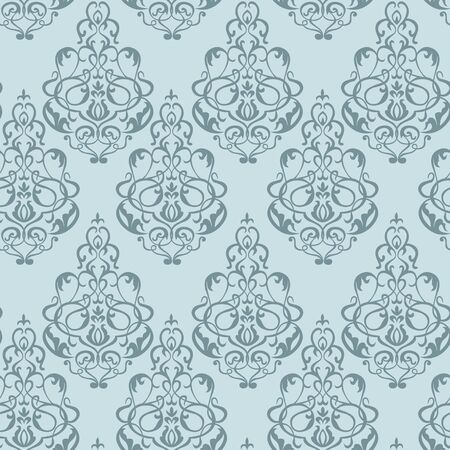 Beautiful vector illustration of a seamless pattern. Vector