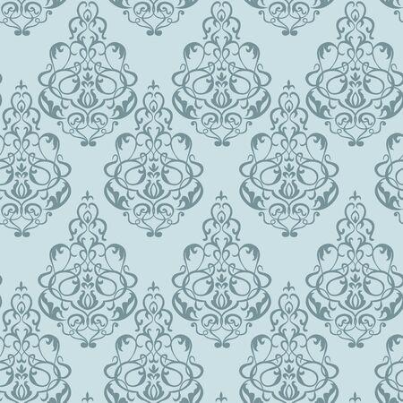 Beautiful vector illustration of a seamless pattern.