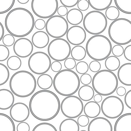 lots: Seamless texture with lots of circles.