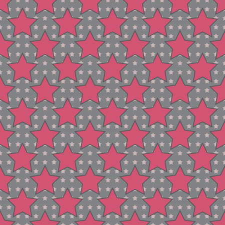lots: Vector illustration texture with lots of stars.