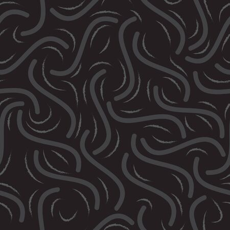 Seamless texture on an abstract direction Vector