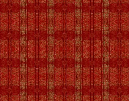 mostly: Red Seamless grunge ornamental wallpaper pattern made mostly by shapes