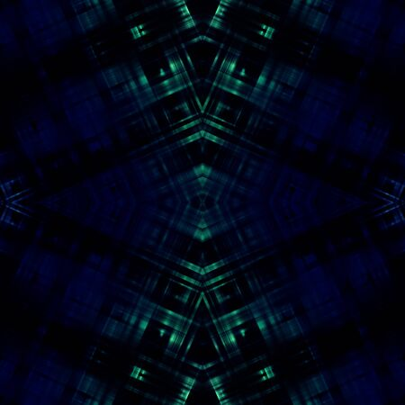 abstracts: Abstracts background line sci-fi design from lines, dark green and blue collors
