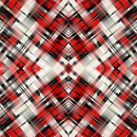 dominant: futuristic lines and triangles pattern design -  red,  black and white  dominant colors