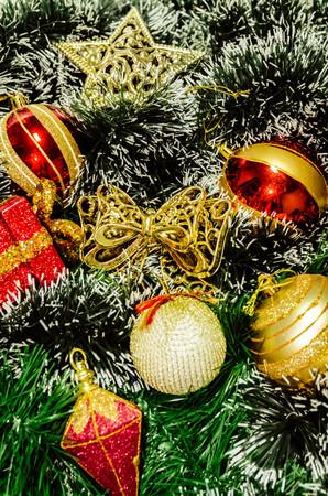 Christmas tree decoration Stock Photo - 23051268