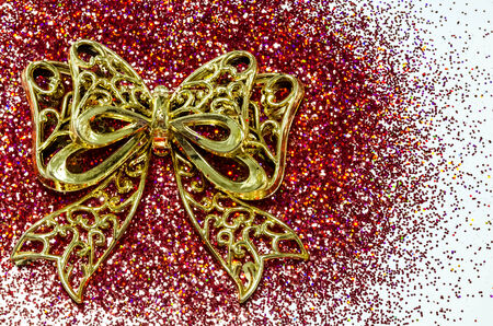 Chistmas Ribbon photo