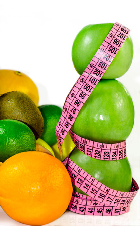 Lose weight with fruit diet  photo