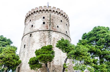 Thessaloniki Tower  Editorial