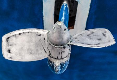 Ship propeler
