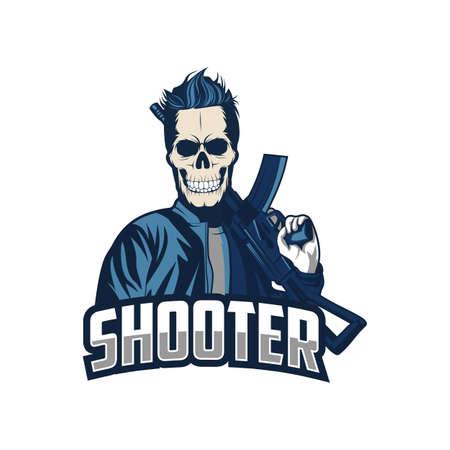 skull shooter