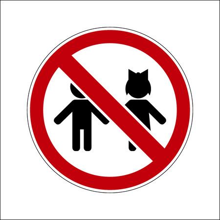STOP! Not for children