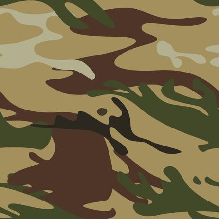 camouflage pattern: perfetta mimetizzazione del modello