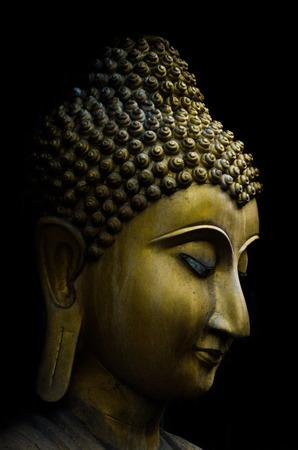 divinity: Buddha statue