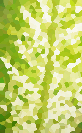 crystallize: green leaf texture  in crystallize filter
