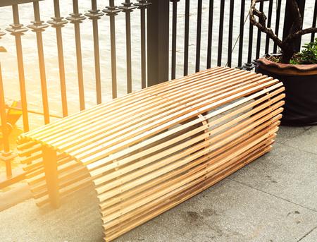 silla de madera: proceso de la vendimia silla de madera Foto de archivo
