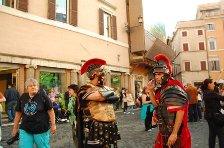 legionaries: Gladiators of our days