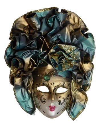 papier mache: La m�scara veneciana