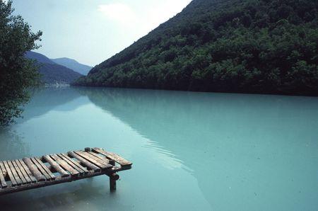 slovenia: Picturesque Soca River Slovenia