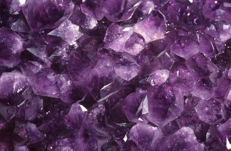 quartz: Amethyst Crystals