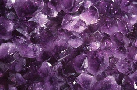 Amethyst Crystals Фото со стока - 269220