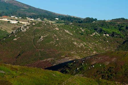 Montagnes du Portugal paysage ciel la nature de Lisbonne la nature