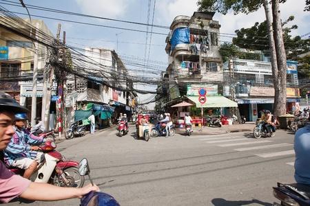 populous: Saigon-October 14 Saigon(Ho Chi Min City),populated by more than 9 million people,is the most populous metropolitan area in Vietnam. October 14, 2009 Saigon,Vietnam. Editorial