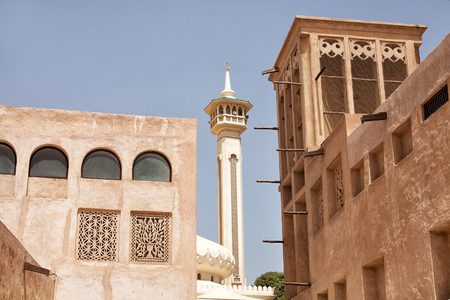 bastakiya: Bastakiya Quarter, Dubai is located in Bur Dubai towards the southern end of this waterway, Bastakiya Quarter is comprised of the oldest buildings in the metropolis