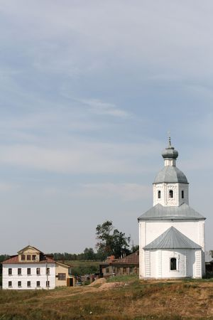 Church in Suzdal Russia photo