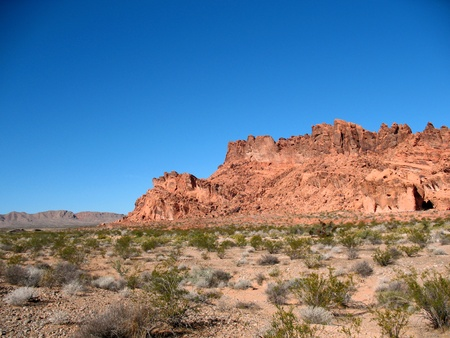 protectorate: Valley of Fire Nevada