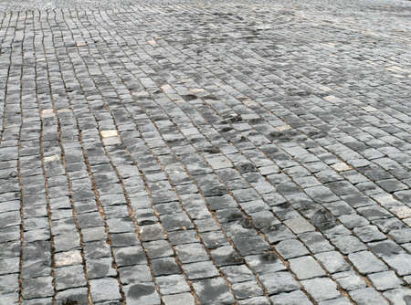 Cobblestone pavement Stock Photo - 9582845