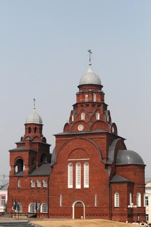 Church in Vladimir Russia photo