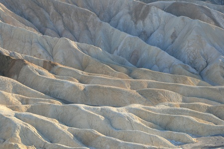 Zabriskie Point Death Valley California Stock Photo - 13232269