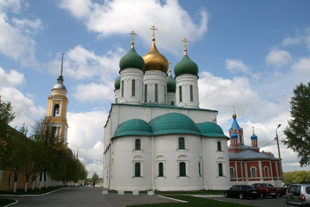 Uspensky cathedral Kolomna Russia photo