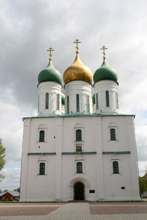 Uspensky cathedral Kolomna Russia Stock Photo - 13353148