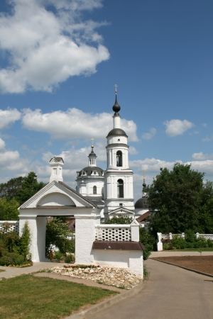 Monastery in Maloyaroslavets Russia photo