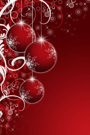 babbo natale: Biglietto di  Natale