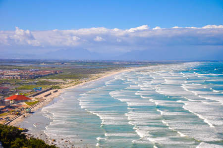 tl: TL Waves on Muizenberg Beach and False Bay,Cape Town, South Africa