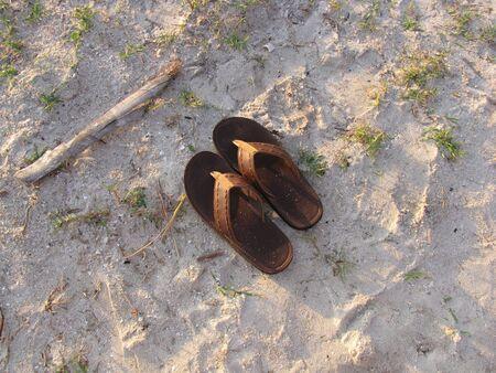 sandals photo