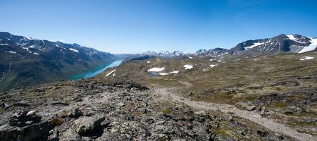 besseggen: Besseggen Ridge , Norway