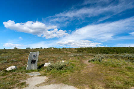 nowhere: A monument in the middle of nowhere, Norway