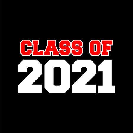 Seniors Class Of 2021 Vector, T shirt  Design