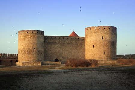 Belgorod Dnestrovskiy castle