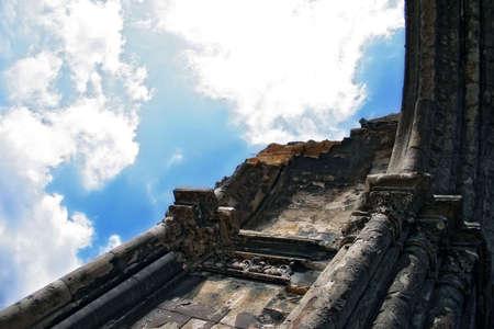 Odessa, Churches ruins