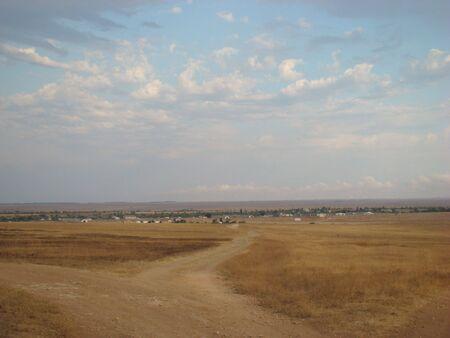 crimean: The Crimean steppe