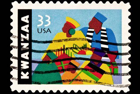 クワンザは、アフリカの遺産と文化を尊重し米国で祝われる週間の休日です。