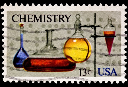 Honoring American Chemist. Issued in 1976