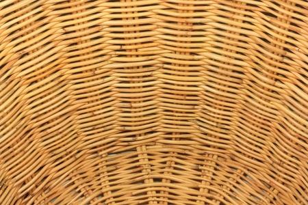 hand woven: Basket